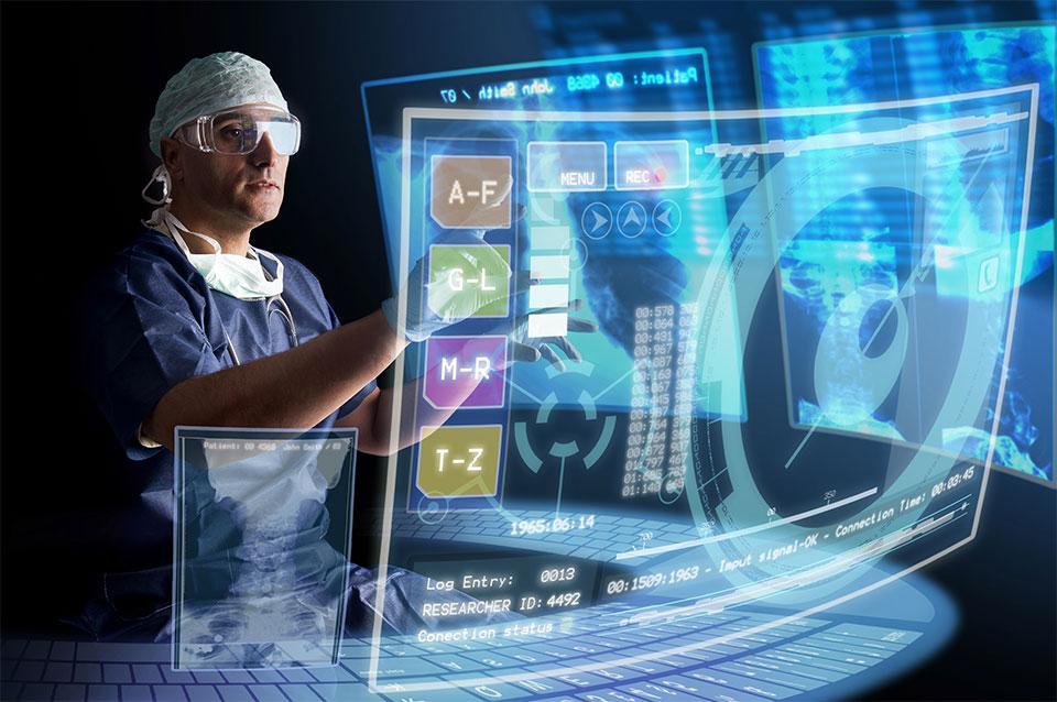 automação hospitalar telemedicina