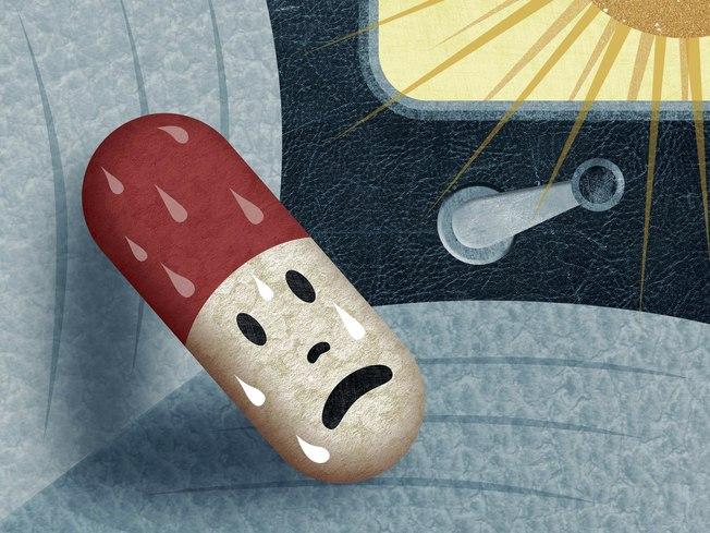 medicamentos biológicos temperatura