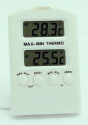 Termômetro Máxima Mínima